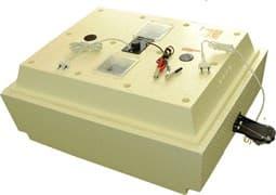 Инкубатор Золушка 70 яиц, автопереворот,220/12В, цифровой терм., гигрометр