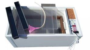 Инкубатор Норма 72 С8 Луппер Цифровой 72 яйца, 220/12В, автомат. поворот, регулировка влажности